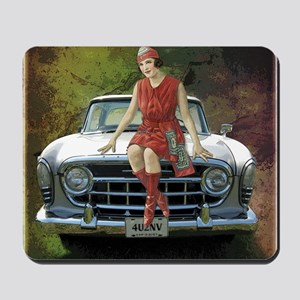 1957 Rambler Automobile Mousepad