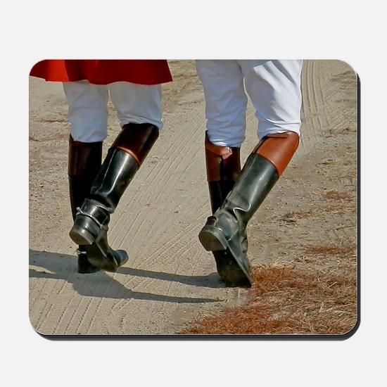 Riding Boots-5x7 Mousepad