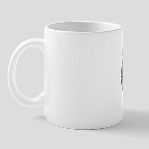 TSDR transparant Tan Logo Mug