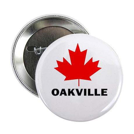 """Oakville, Ontario 2.25"""" Button (10 pack)"""