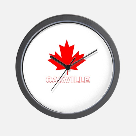 Oakville, Ontario Wall Clock