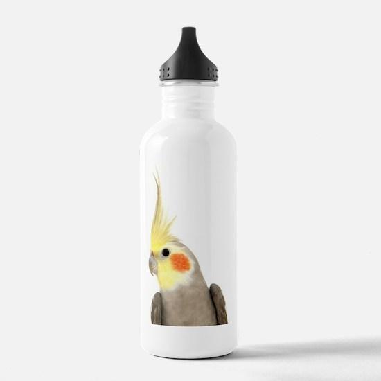 Cockatiel 3 Steve Dunc Water Bottle