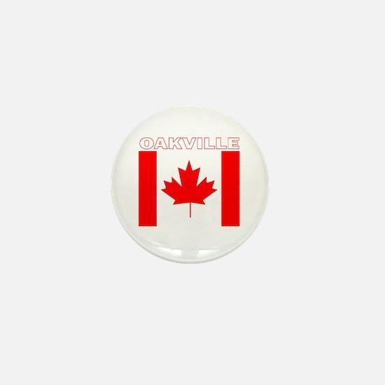 Oakville, Ontario Mini Button