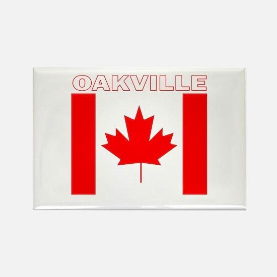 Oakville, Ontario Rectangle Magnet