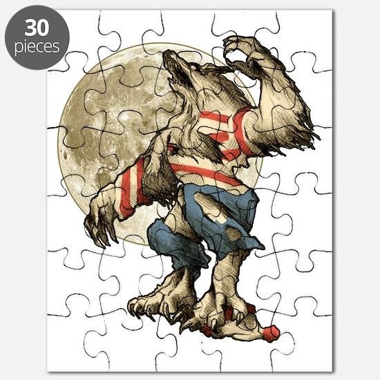 Werewaldo Puzzle