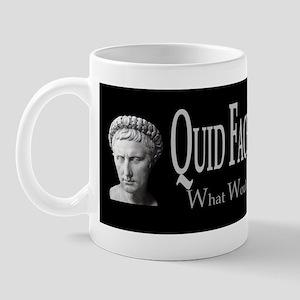 What Would Augustus Do? Mug