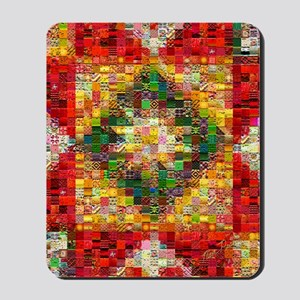Triangle Patchwork ... Mousepad