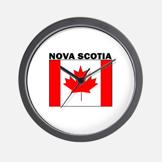 Nova Scotia Wall Clock