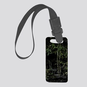 Hanging by a Tendril Small Luggage Tag
