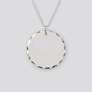 Chicago_10x10_ChicagoBeanSky Necklace Circle Charm