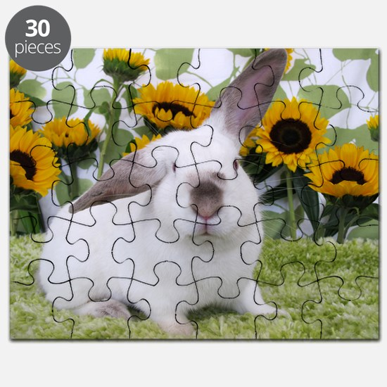 Presto with Sunflowers-1 Puzzle