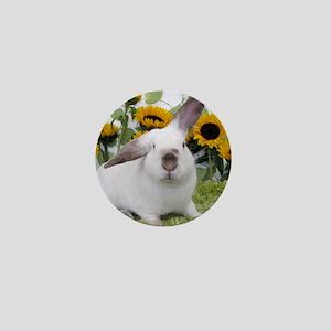 Presto with Sunflowers-1 Mini Button