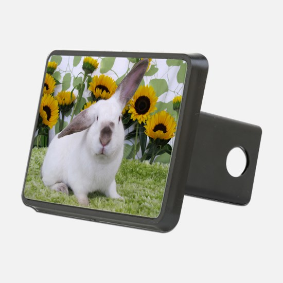 Presto with Sunflowers-1 Hitch Cover