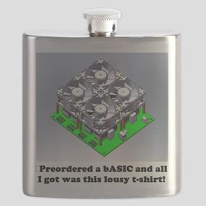 bASIC Lousy T-Shirt Flask
