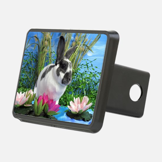 Buttercup Bunny on Lily Pa Hitch Cover
