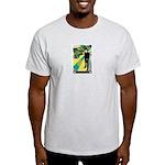Pretenitous Record Store Guy Light T-Shirt
