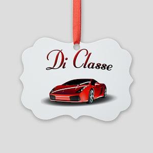 Di Classe Picture Ornament