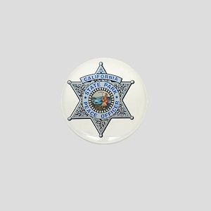 California Park Ranger Mini Button