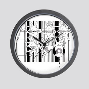 Were we Started Wall Clock