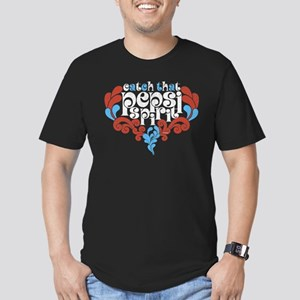 Catch that Pepsi Spiri Men's Fitted T-Shirt (dark)
