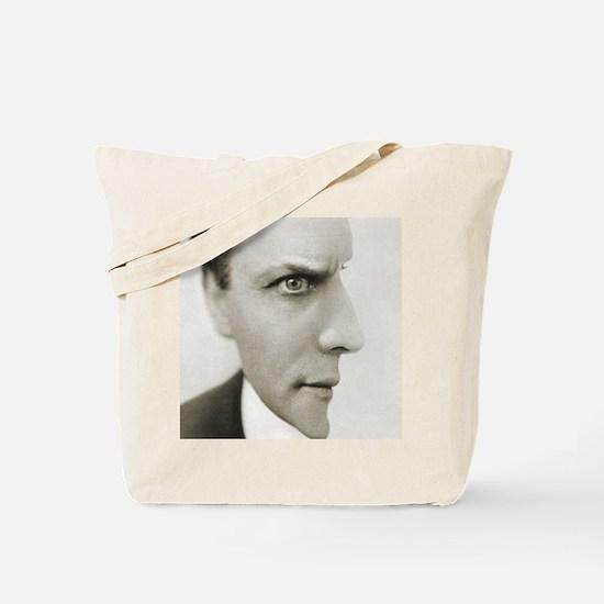 Houdini Optical Illusion Horizontal Tote Bag