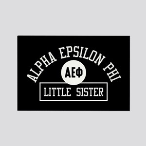 Alpha Epsilon Phi Little Sister A Rectangle Magnet