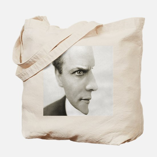 Houdini Optical Illusion Tote Bag