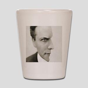 Houdini Optical Illusion Shot Glass
