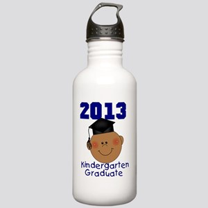 Boy 2013 Kindergarten  Stainless Water Bottle 1.0L