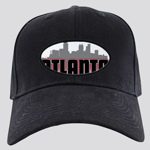 Atlanta Skyline Black Cap