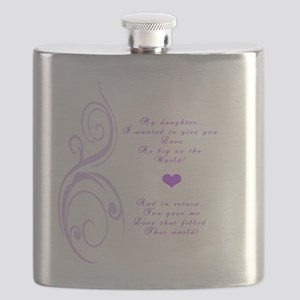 My daughter Flask