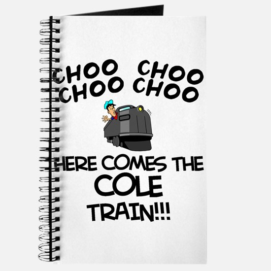 Cole Train Journal
