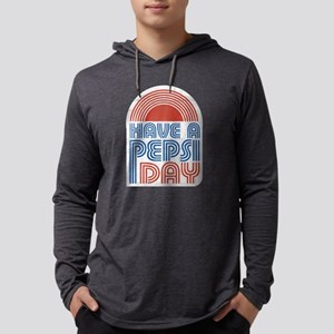 Have a Pepsi Day Mens Hooded Shirt