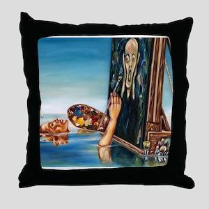 Still Painting Throw Pillow
