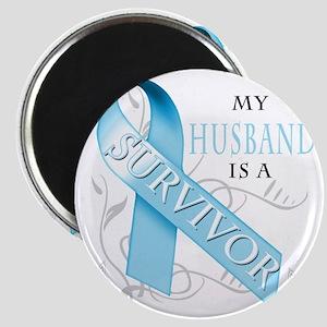 My Husband is a Survivor Magnet