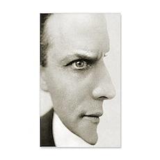 Houdini Optical Illusion Wall Decal