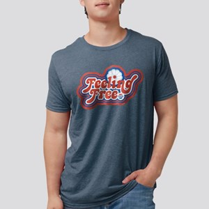 Feeling Free Pepsi Mens Tri-blend T-Shirt