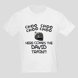 Davie Train Kids Light T-Shirt