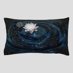 OM Lotus Pillow Case