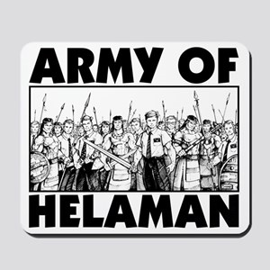 Army of Helaman Mousepad