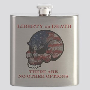 Liberty or Death Flask