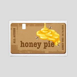 Honey Pie Valentine 3'x5' Area Rug