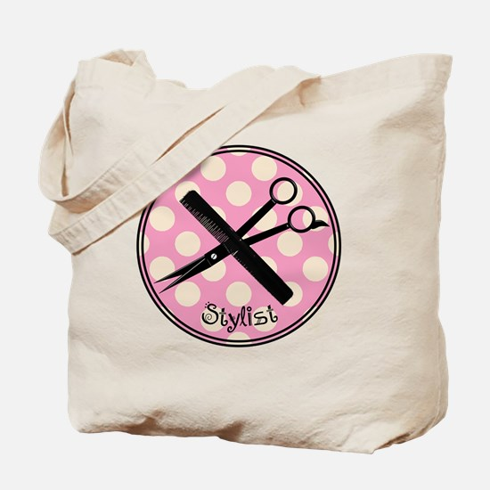 stylist pendant 2013 pink Tote Bag
