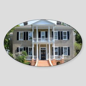 Thomas Fuller House Sticker (Oval)