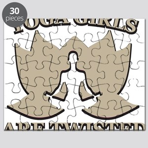 Yoga Girls are Twisted Puzzle