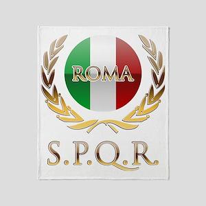 Rome Throw Blanket