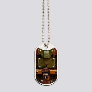 STEAMER TRUNK Dog Tags