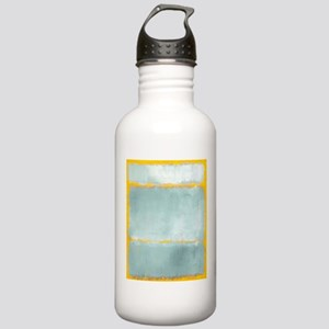ROTHKO YELLOW BORDER Water Bottle