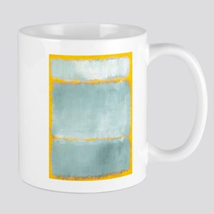 ROTHKO YELLOW BORDER Mugs