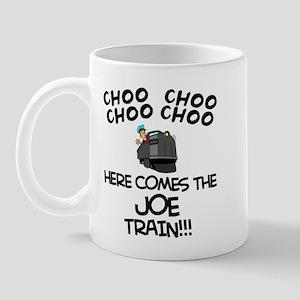 Joe Train Mug